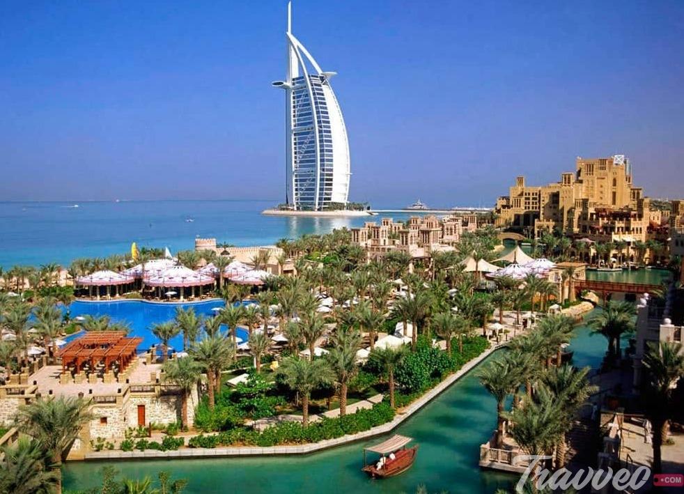 السياحة فى دبي