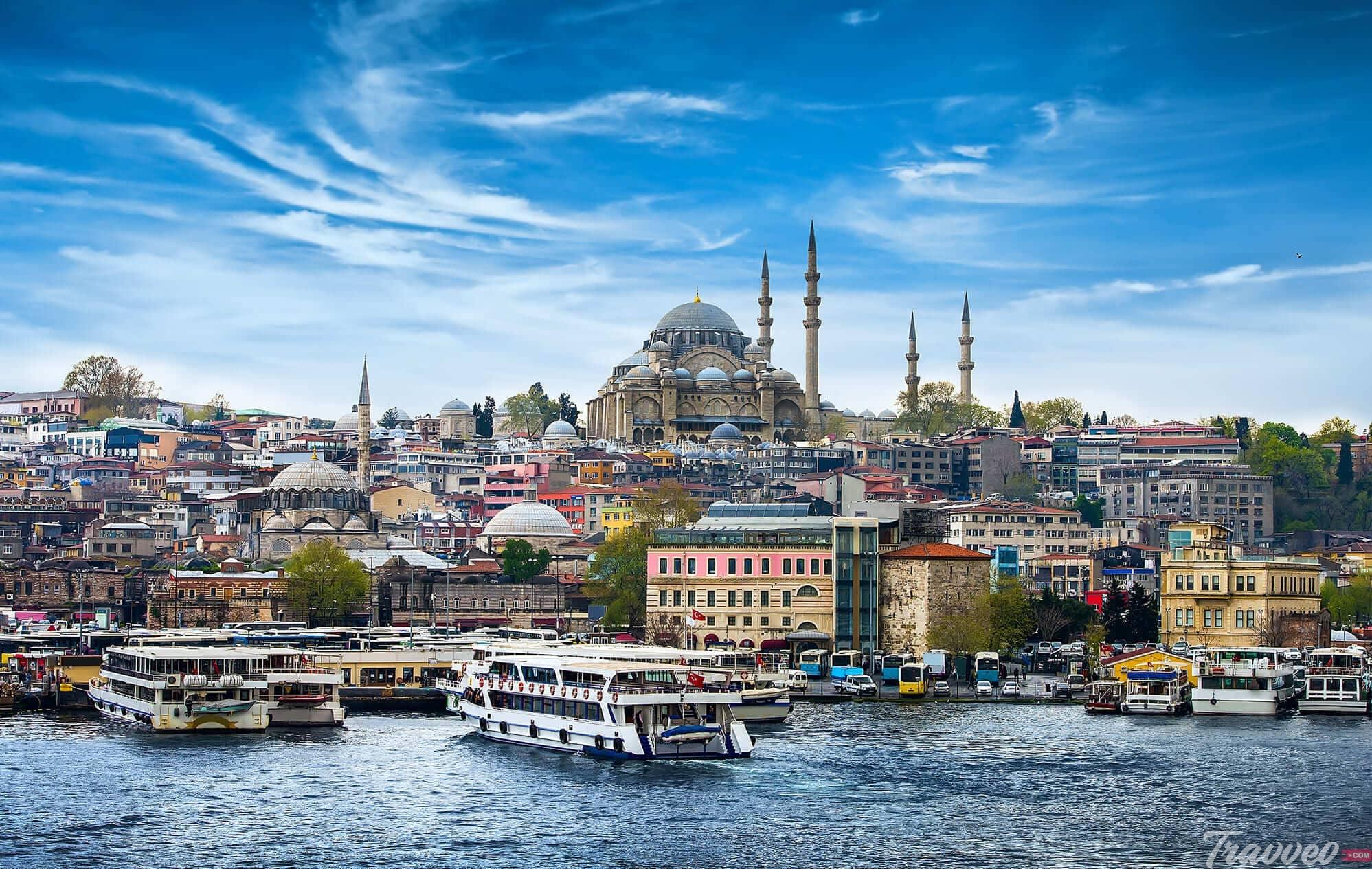أجمل جزر تركيا السياحية