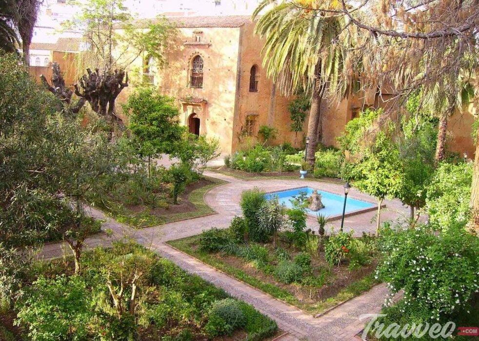 المعالم السياحية فى شفشاون المغرب