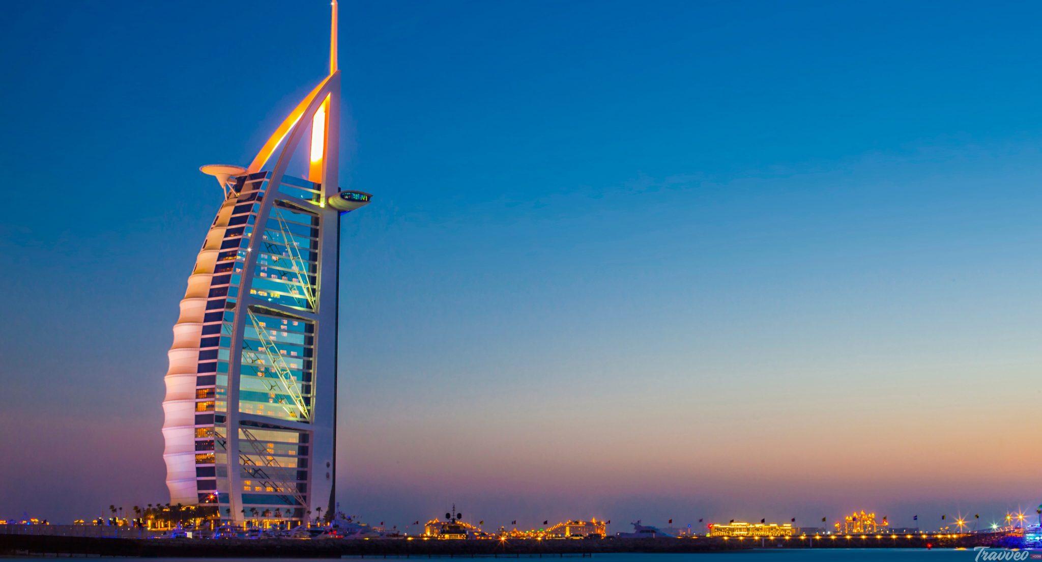 السياحة فى الامارات