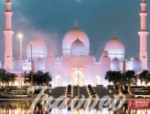 أبرز معالم جامع الشيخ زايد الكبير