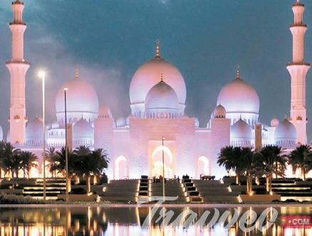 أبرز معالم جامع الشيخ زايد الكبير ترافيو كوم للخدمات السياحية
