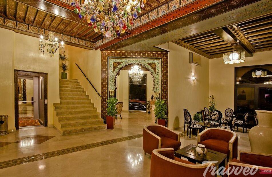 فندق لورانس دارابييعتبر من الفنادق الفخمة فئة 3 نجوم المتواجدة فى مدينة مراكش حيث يوفر الفندق العديد من المميزات مثل وسائل الترفيه المتعددة علاوة على مستوى الخدمة الرائع