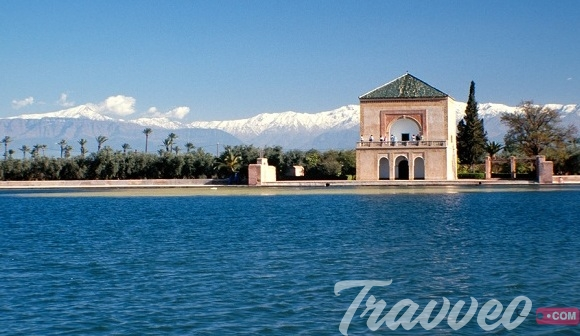 السياحة فى مراكش
