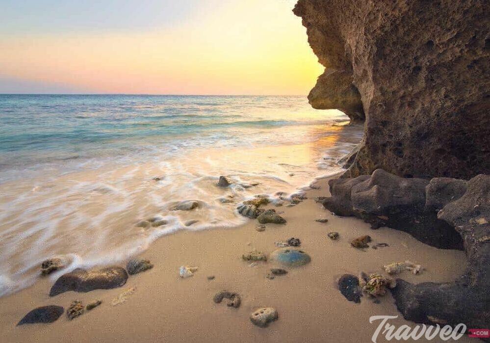 شواطئ جزر فرسان