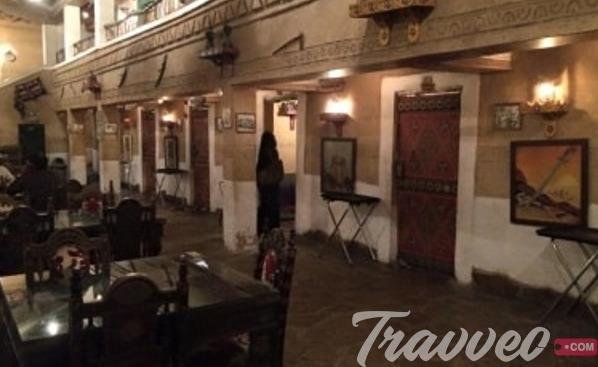 مطعم القرية التراثية