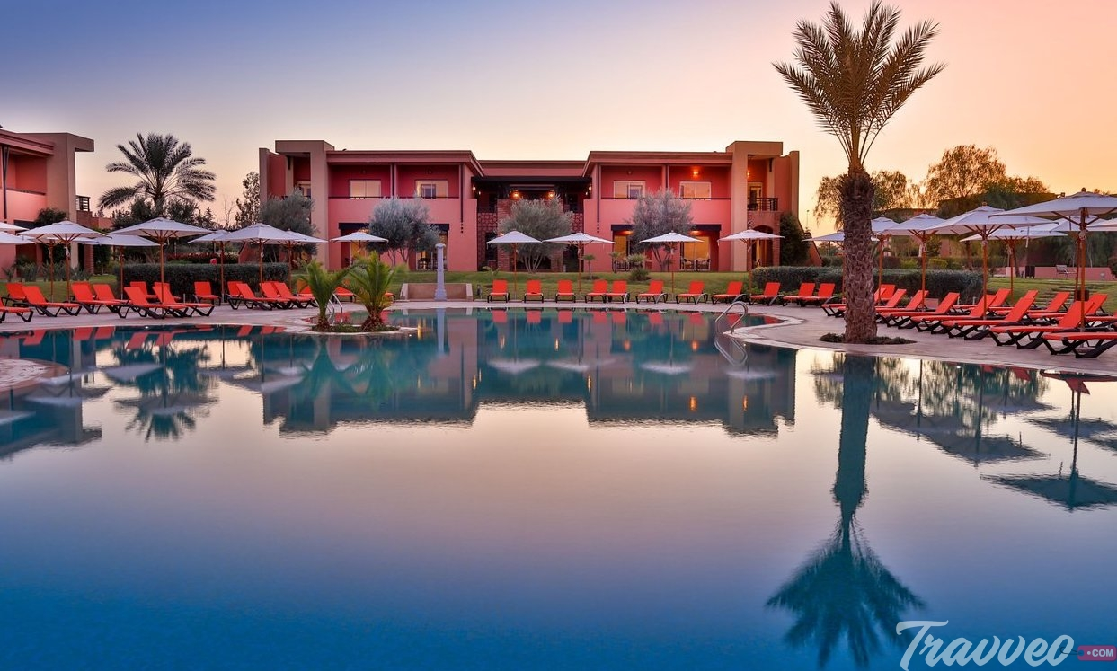 دليل فنادق مراكش