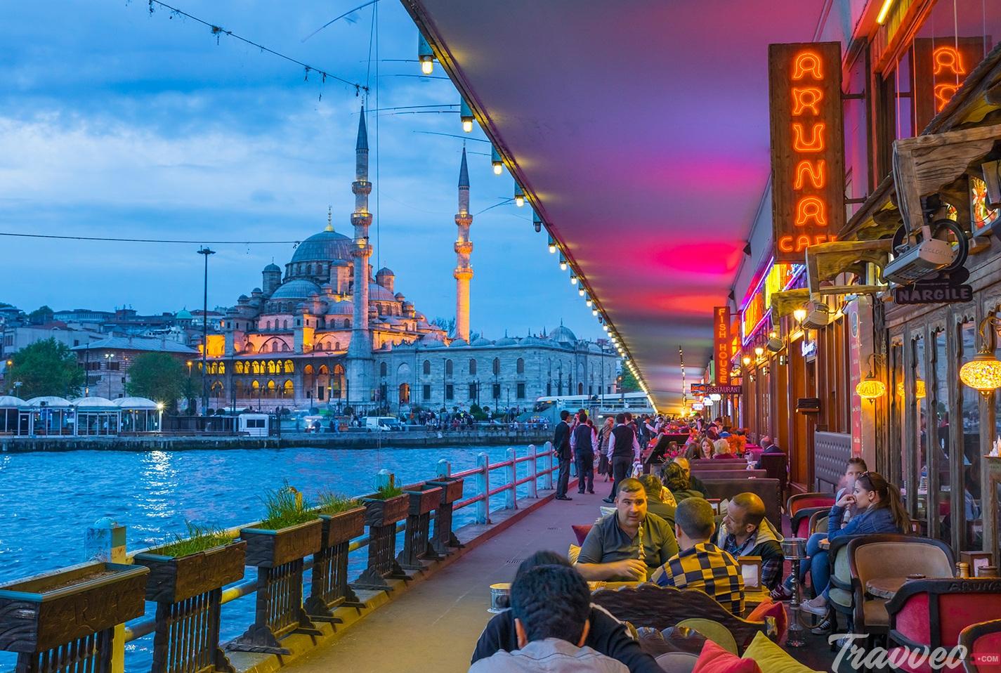 السياحة العائلية فى اسطنبول