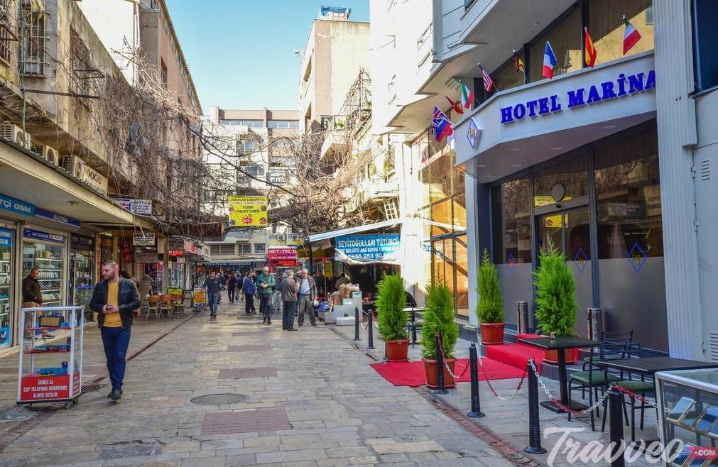 MARİNA HOTEL