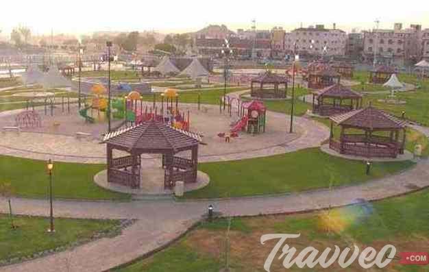 حديقةالملك عبدالله -travveo com