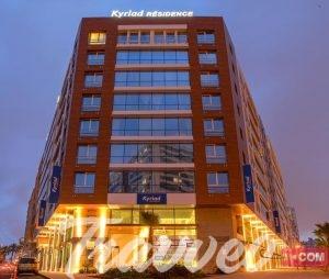 اين يقع فندق كيرياد ريزيدنس