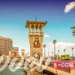 أفضل أماكن السياحة بالاسكندرية