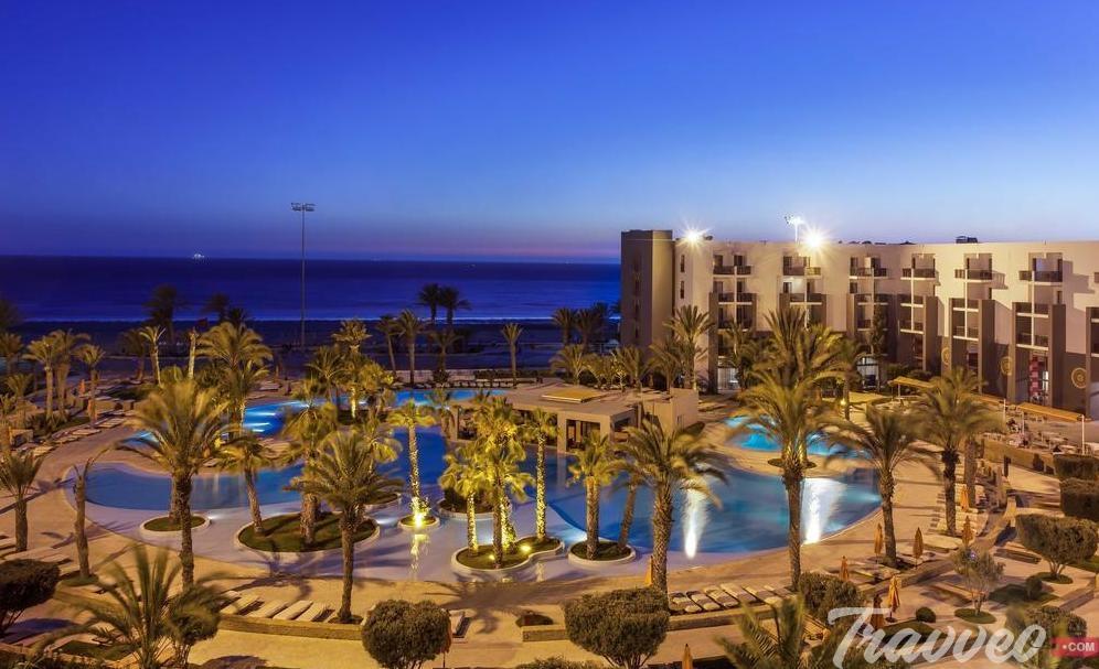 اين يقع فندق رويال أطلس وسبا