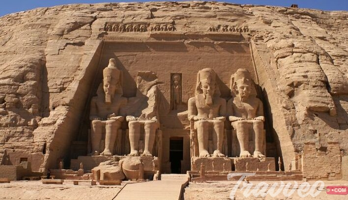 معبد ابو سيمبل