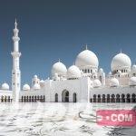 جامع الشيخ زايد_ ترافيو كوم لخدمات السياحة