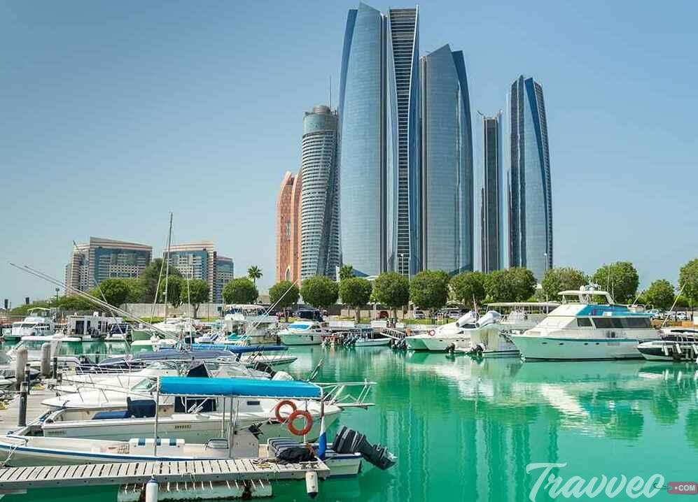 أشهر فنادق أبو ظبي