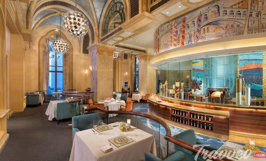 مطاعم فندق قصر الامارات