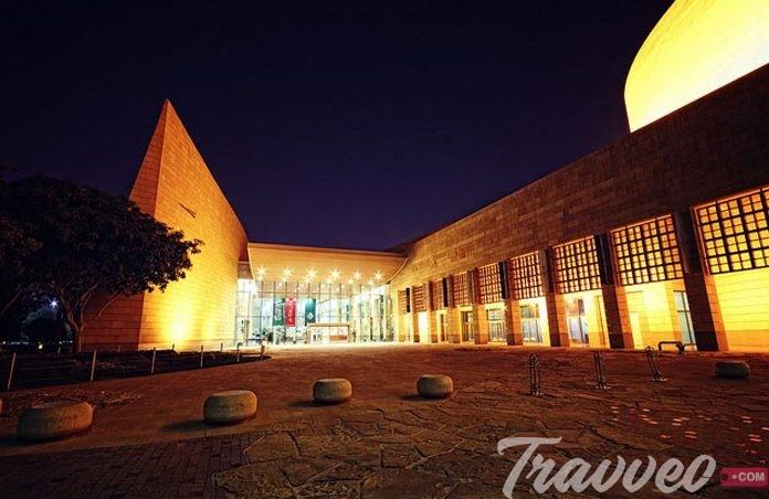المتحف الوطني بالرياض - ترافيو