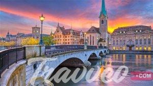 المعالم السياحية فى سويسرا