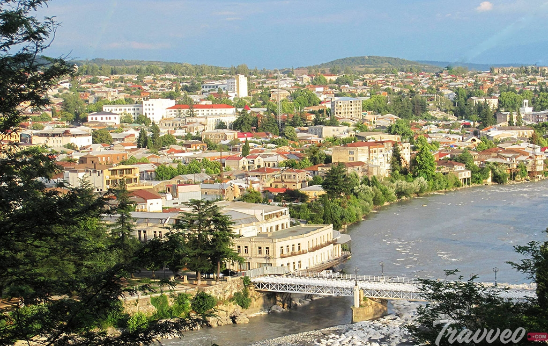 أبرز المدن السياحية في جورجيا