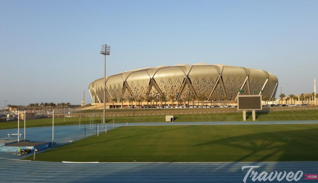 مركز الملك عبدالله الرياضي