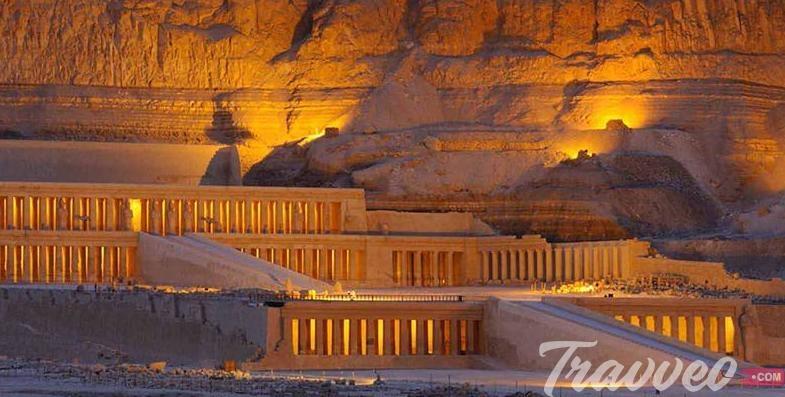 انشطة في معبد حتشبسوت