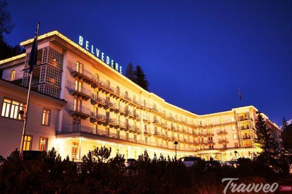 حجز فنادق دافوس