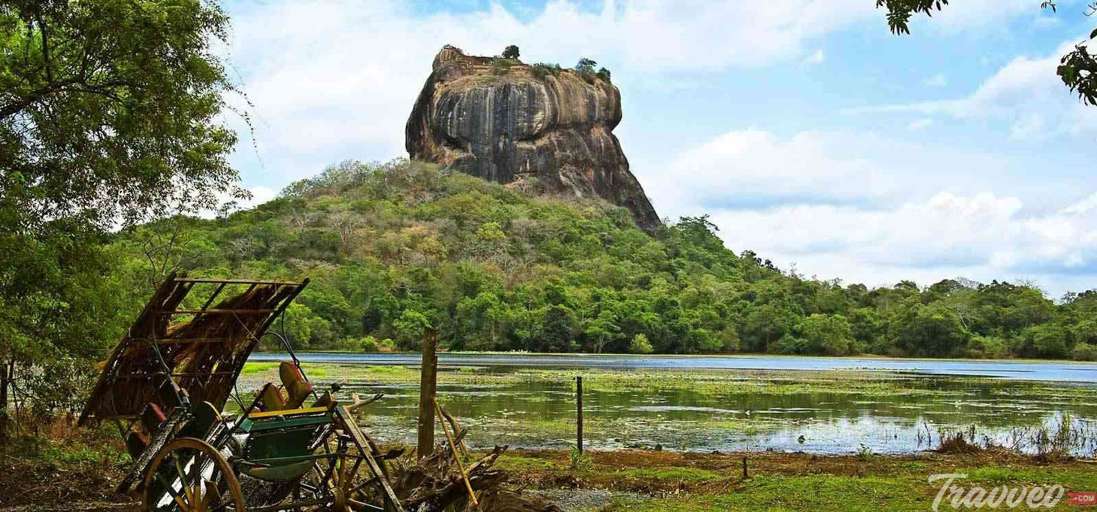 صخرة سيجيريا