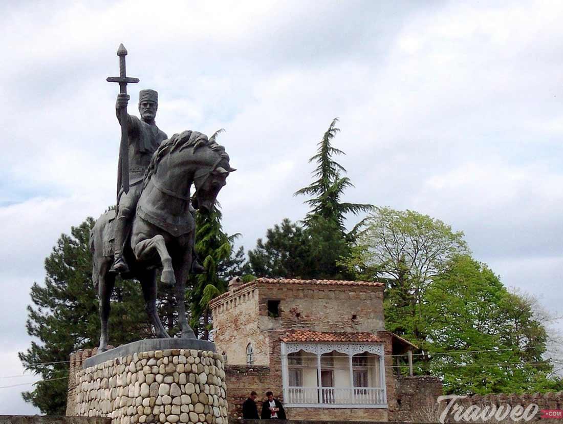 المعالم التاريخية في تيلافي