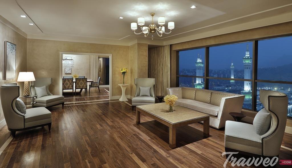 Mecca Hilton Convention hotel