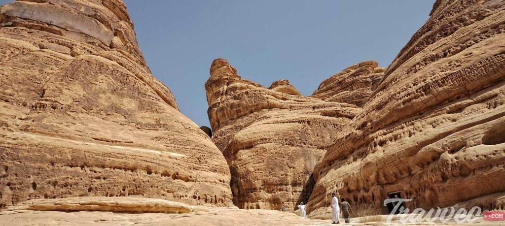 دليل السياحة في العلا - جبل الاثلب