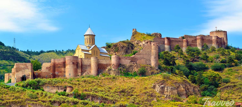 أهم المعالم السياحية في جورجيا