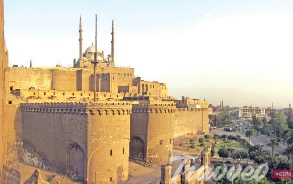 قلعة صلاح الدين الايوبي