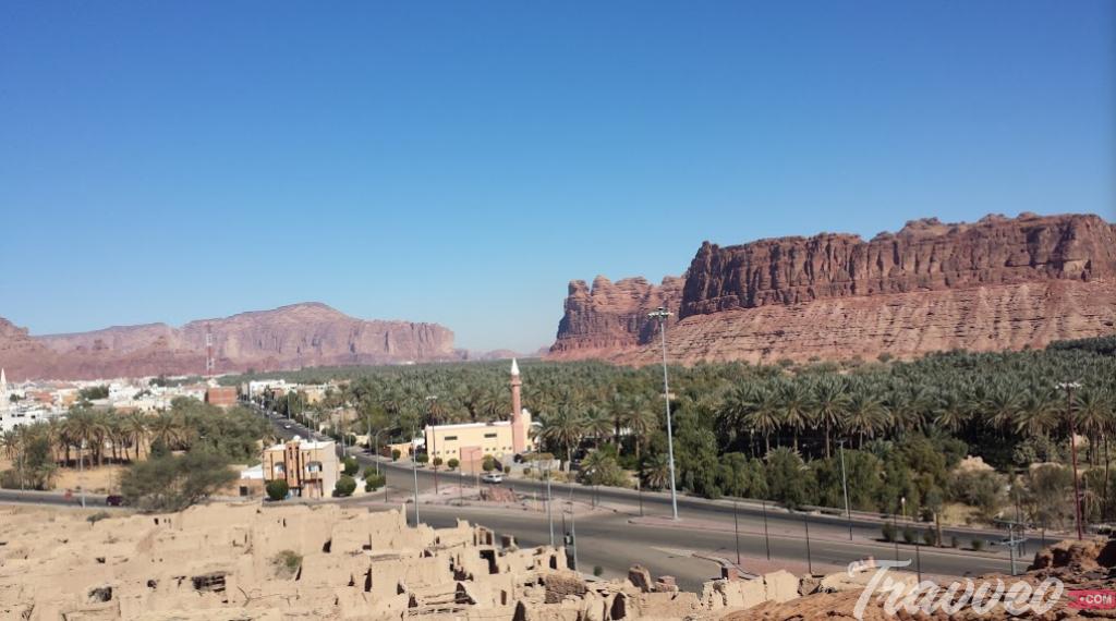 دليل السياحة في العلا - القرية التراثية بالعلا