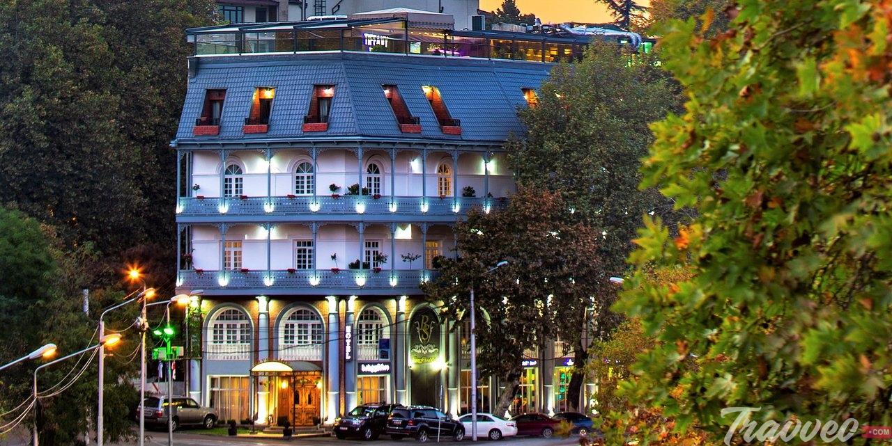 فندق ريفر سايد تبليسي