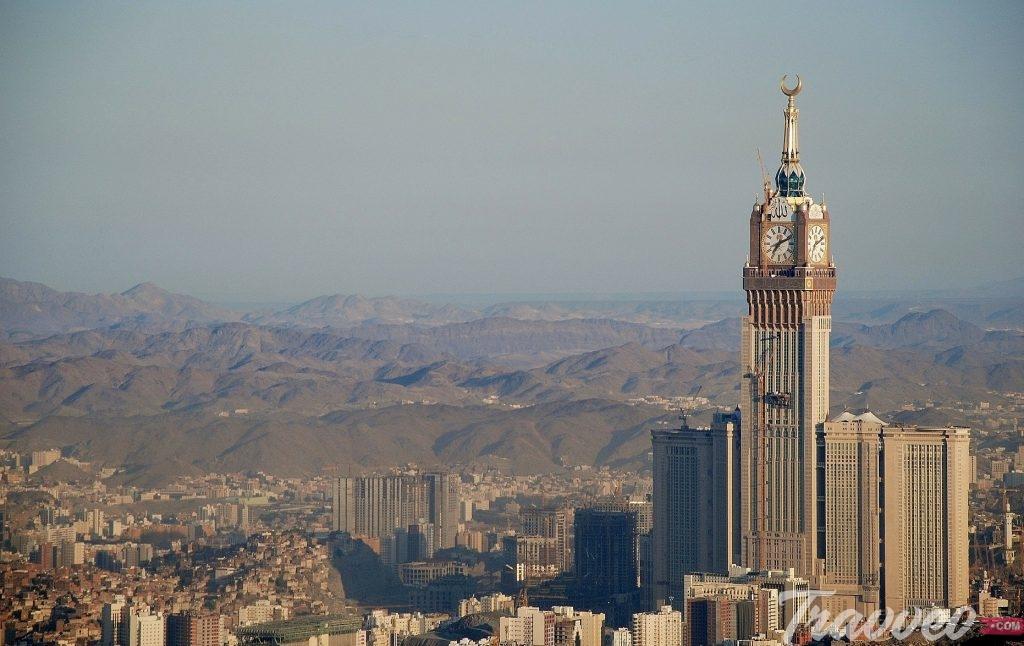 السياحة فى مكة