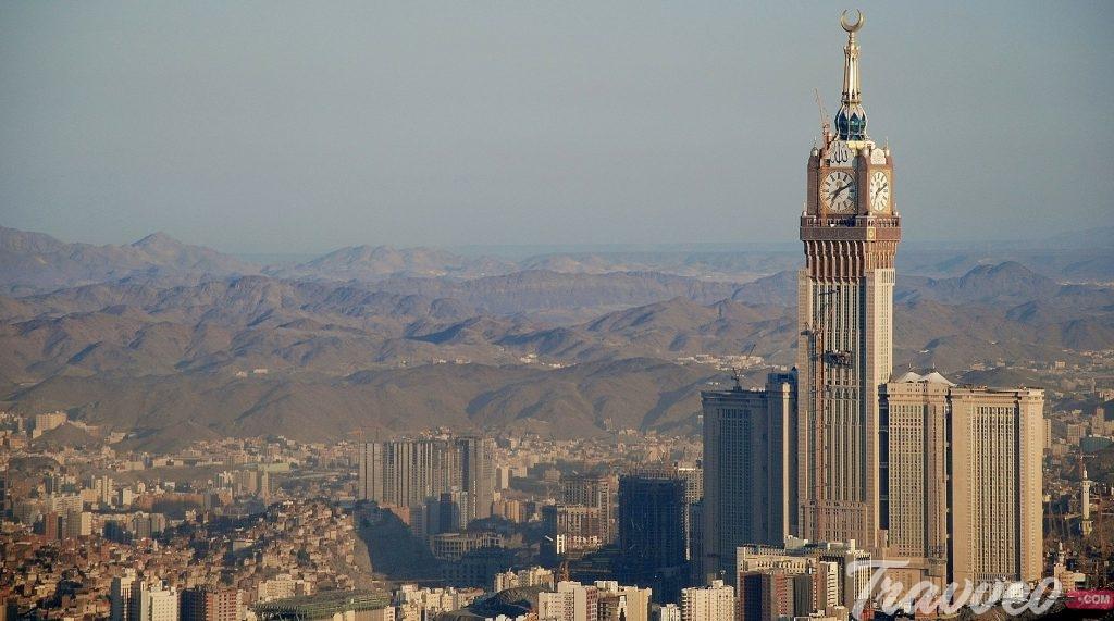 فنادق مكة 5نجوم قريبة من الحرم