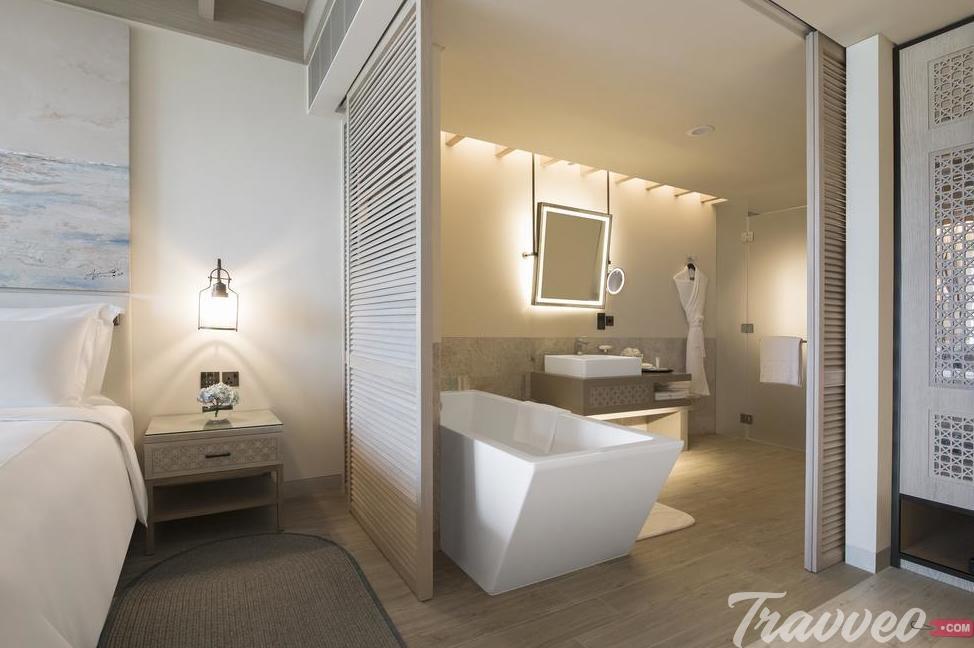 منتجع Saadiyat Rotana Resort and Villas