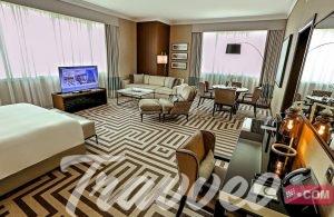 شقة فندقية المها ارجان من روتانا