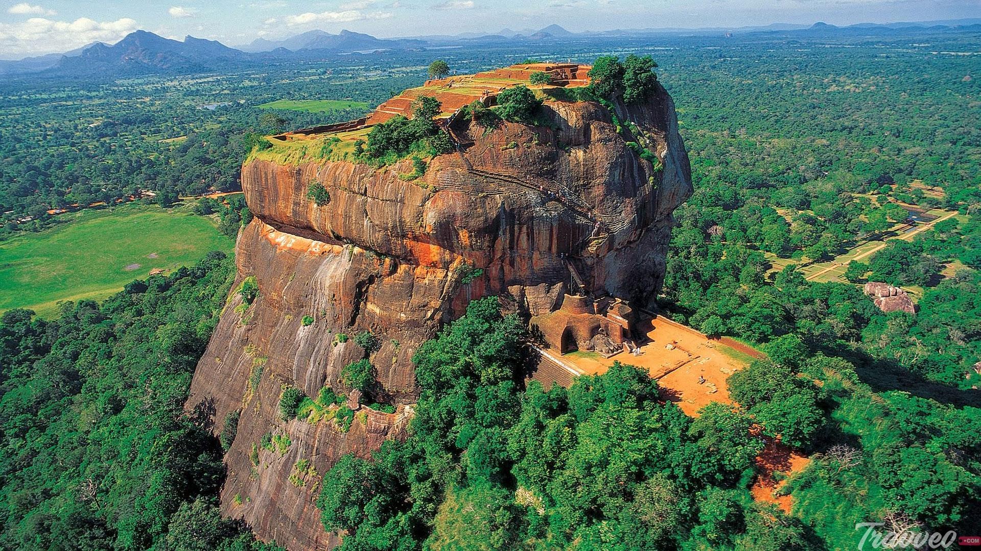 موقع صخرة سيجيريا