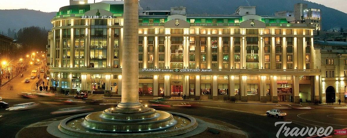 أفضل الفنادق في جورجيا