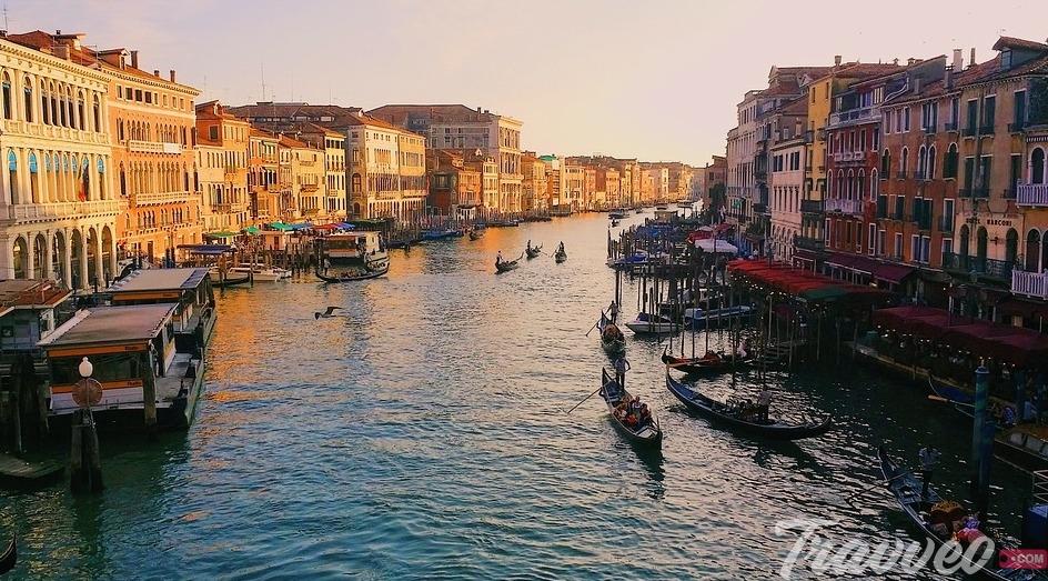 السياحة في فينيسيا