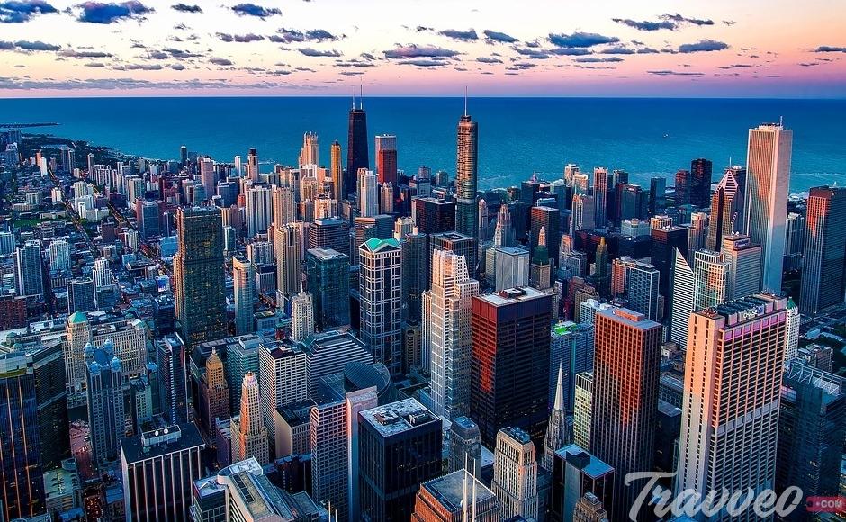 جولة سياحية في شيكاغو