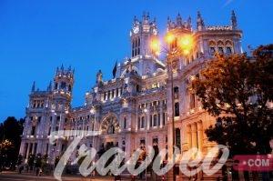 عطلة رخيصة في مدريد