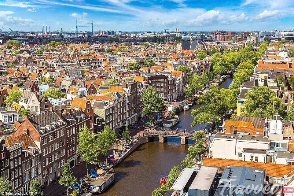 المدن السياحية في هولندا