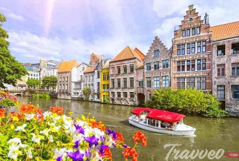 السياحة فى بلجيكا