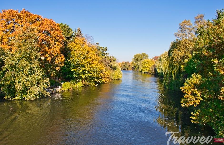 بحيرة الاستر هامبورغ