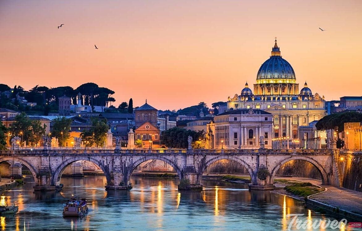 جولة سياحية في ايطاليا