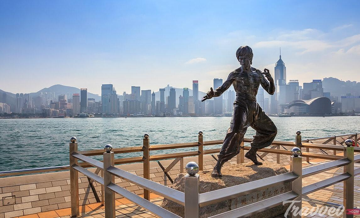 السياحة في هونج كونج