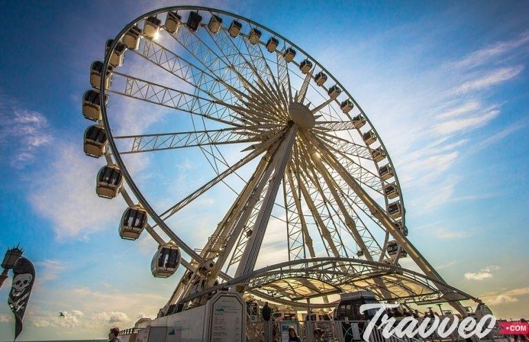 جولة سياحية مميزة في برايتون